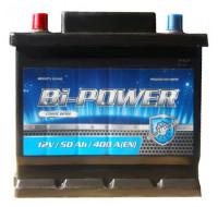 Аккумуляторы Аккумулятор Bi-Power Classic KLV050-01  [6CT-50L] EN400 А 207x175x190мм
