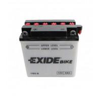 Аккумуляторы Аккумулятор на мотоцикл Exide  9A 12V [EB9L-B] R EN100 А 135x75x139мм
