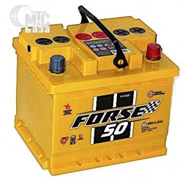 Аккумуляторы Аккумулятор Forse Premium 6CT-50 L EN 480 А 207x175x175