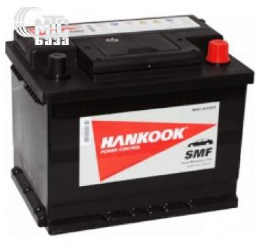 Аккумуляторы Аккумулятор Hankook 6СТ-62 R  MF56219  540A 242x175x190 Корея
