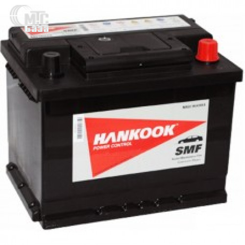 Аккумулятор Hankook 6СТ-62 R  MF56219  540A 242x175x190 Корея