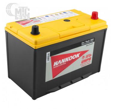 Аккумуляторы Аккумулятор Hankook 6СТ-100 R  UMF135D31L  Jis  700A 302x172x220 Корея