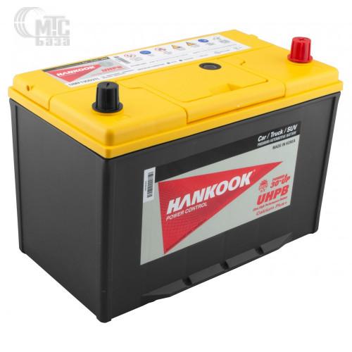 Аккумулятор Hankook 6СТ-100 R  UMF135D31L  Jis  700A 302x172x220 Корея