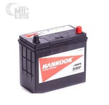 Аккумуляторы Аккумулятор Hankook 6СТ-52 R  MF60B24L  Jis  460A 234x127x220 Корея