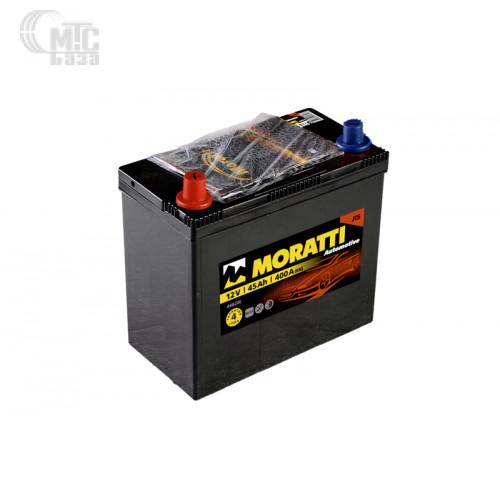 Аккумулятор Moratti 6СТ-50 L Asia  545027033  EN400 А 196x134x226 мм