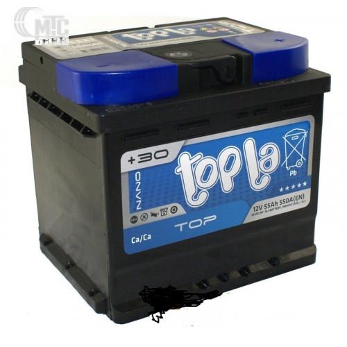 Аккумулятор Topla Top Euro [6CT-54R]  118654 EN510 А 207x175x175мм