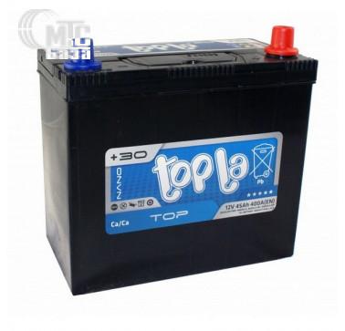 Аккумуляторы Аккумулятор Topla Energy Japan [6CT-45R]  118845 EN400 А 196x134x226мм