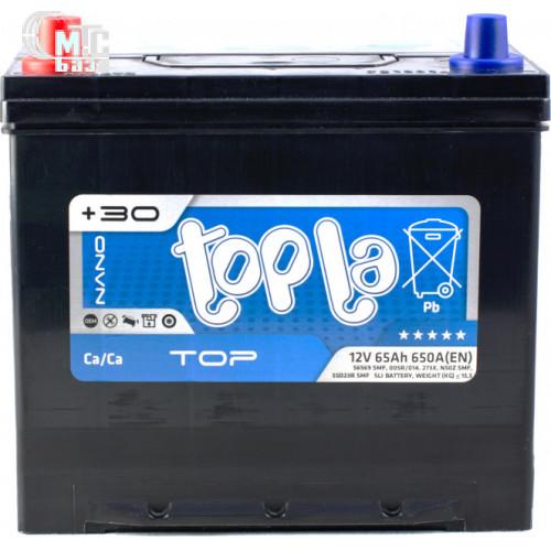 Аккумулятор Topla Top JIS 6СТ-65 L [56569 SMF] EN650 А 230x172x220мм