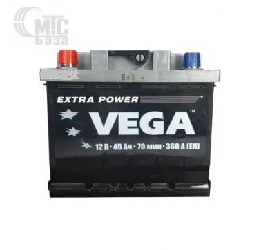 Аккумуляторы Аккумулятор Vega Extra Power [6CT-60R] EN480 А 242x175x190мм