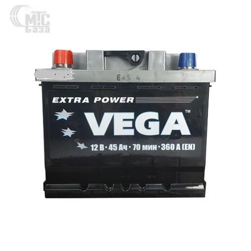Аккумулятор Vega Extra Power [6CT-60R] EN480 А 242x175x190мм