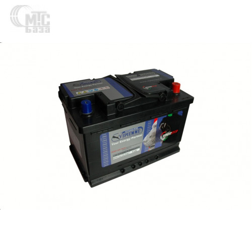 Аккумулятор Vipiemme 6СТ-60 R AGM Start Stop BM54C EN 640 А 242x175x190 мм