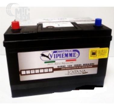 Аккумуляторы Аккумулятор Vipiemme 6СТ-100 L Katana Asia B495C  EN 800 А 306x173x225 мм