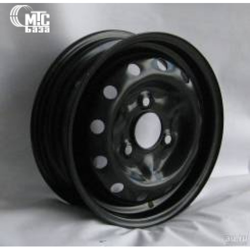 Диск стальной  АвтоВАЗ  4,0Jx12  ВАЗ 1111-1113 ОКА 3x98 ET40 DIA58,6 черный