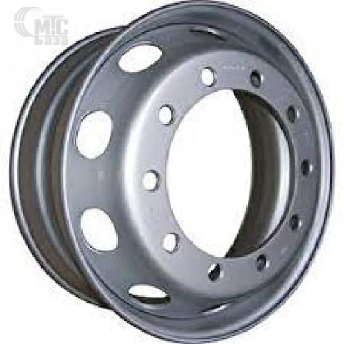 Диск стальной Jantsa Steel 5,5x16 6x205 ET0 DIA161