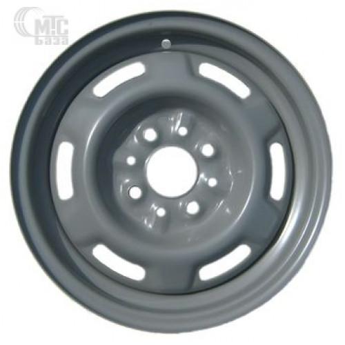 Кременчуг ВАЗ 2108 серый R13 W5 PCD4x98 ET40 DIA58.6