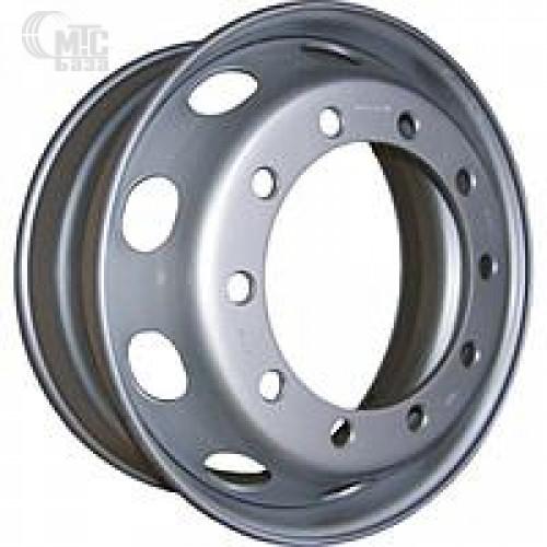 Lemmerz Steel Wheel R17.5 W6.75 PCD6x245 ET127.5 DIA202