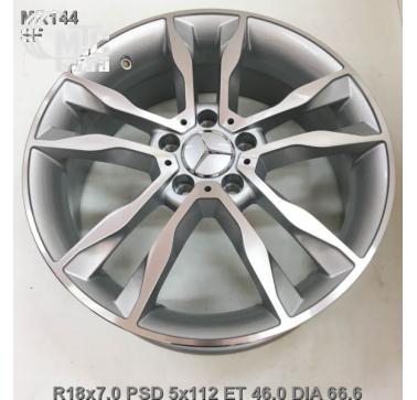 Диски Replay Mercedes (MR144) 7x18 5x112 ET46 DIA66,6 (SF)