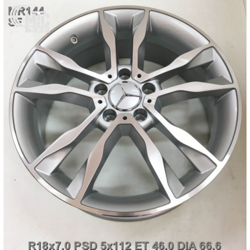 Replay Mercedes (MR144) 7x18 5x112 ET46 DIA66,6 (SF)
