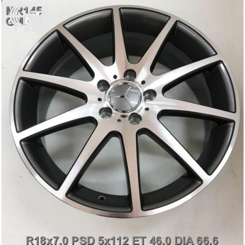 Replay Mercedes (MR145) 7x18 5x112 ET46 DIA66,6 (GMF)