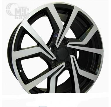 Диски Replica Volkswagen (CT1103) 7,5x17 5x112 ET40 DIA57,1 (BMF)