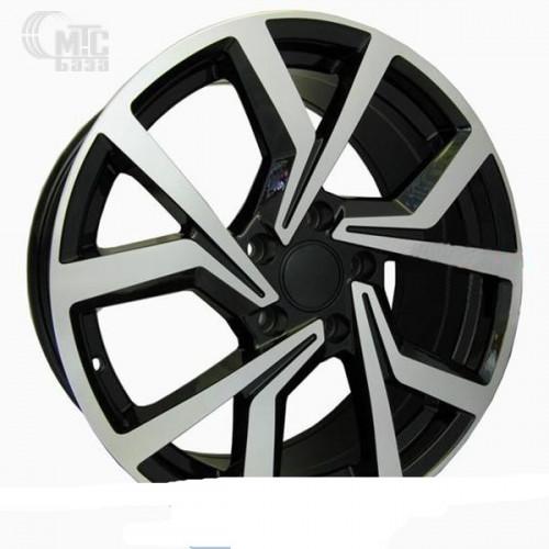 Replica Volkswagen (CT1103) 7,5x17 5x112 ET40 DIA57,1 (BMF)