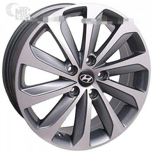 Replica Hyundai (HY124) 7,5x18 5x114,3 ET48 DIA67,1 (GSP)