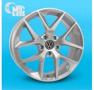 Диски Replica Volkswagen (JT1689) 7x17 5x112 ET45 DIA57,1 (silver)
