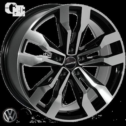 Replica Volkswagen (JH-LB0157) 7,5x17 5x112 ET40 DIA57,1 (BMF)