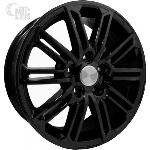 Replica Toyota (CT2338) 6,5x16 5x114,3 ET45 DIA60,1 (black)