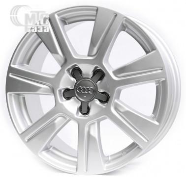 Диски Replica Audi (R158) 7,5x17 5x112 ET45 DIA57,1 (silver)