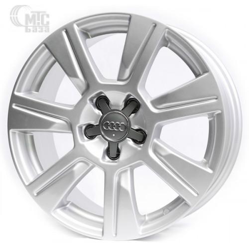Replica Audi (R158) 7,5x17 5x112 ET45 DIA57,1 (silver)