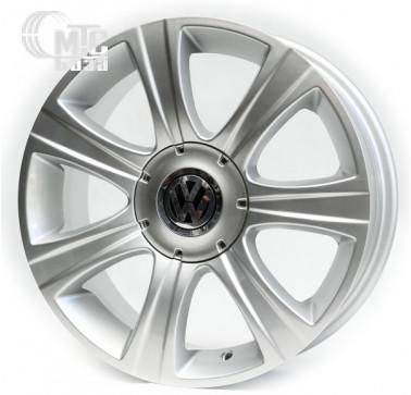 Диски Replica Volkswagen (R162) 6,5x16 5x100 ET40 DIA57,1 (silver)