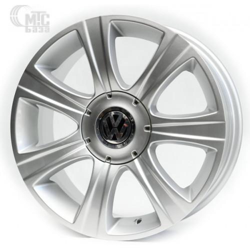 Replica Volkswagen (R162) 6,5x16 5x100 ET40 DIA57,1 (silver)