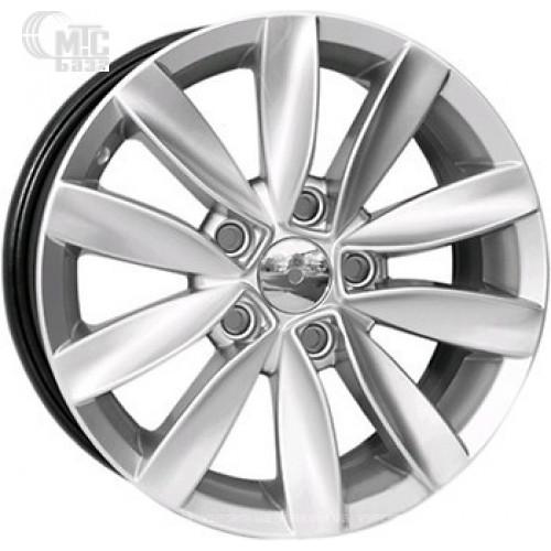 Replica Volkswagen (CT1303) 6,5x15 5x100 ET35 DIA57,1 (HS)