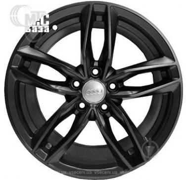 Диски Replica Audi (CT1339) 8x18 5x112 ET42 DIA66,6 (matt black)