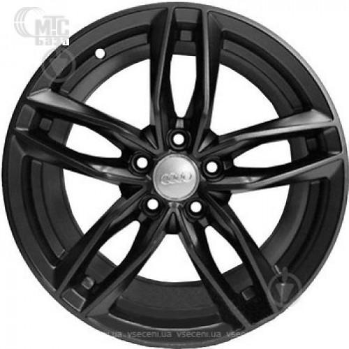 Replica Audi (CT1339) 8x18 5x112 ET42 DIA66,6 (matt black)