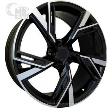 Диски Replica Audi (CT1602) 9x20 5x112 ET25 DIA66,6 (BMF)