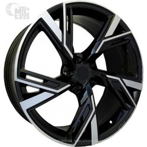 Replica Audi (CT1602) 9x20 5x112 ET25 DIA66,6 (BMF)