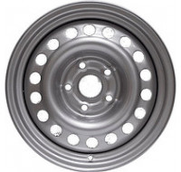 Диски Steel Hyundai 5x13 4x100 ET46 DIA56,6 (серебро)