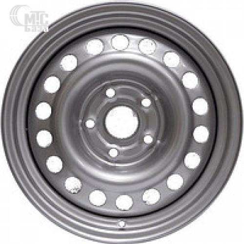 Steel Hyundai 5x13 4x100 ET46 DIA56,6 (серебро)