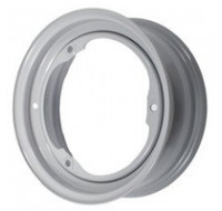 Диски Steel ЗАЗ металлик R13 W4.5 PCD3x256 ET30 DIA228