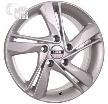Диски Tech Line TL650 6,5x16 5x114,3 ET50 DIA67,1 (silver)