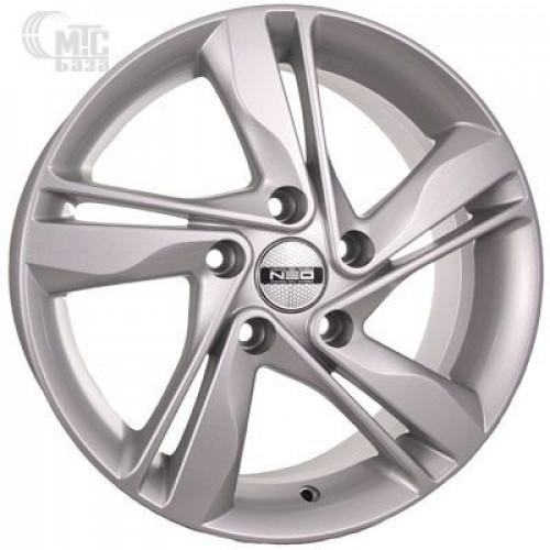 Tech Line TL650 6,5x16 5x114,3 ET50 DIA67,1 (silver)