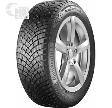 Легковые шины Continental IceContact 3 205/60 R16 96T XL (шип)