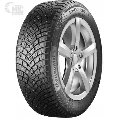 Continental IceContact 3 205/60 R16 96T XL (шип)