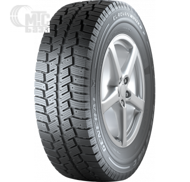 Легковые шины General Tire Eurovan Winter 2 215/60 R16C 103/101T (шип)