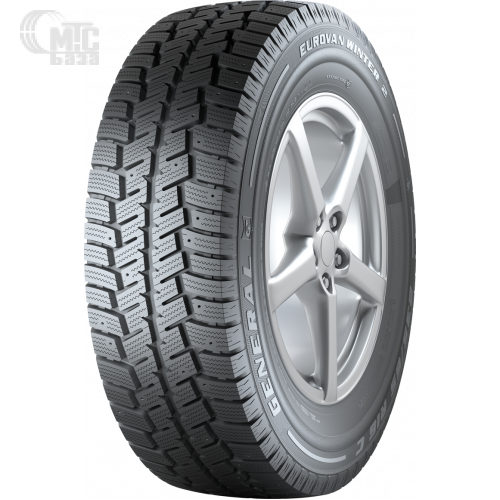 General Tire Eurovan Winter 2 215/60 R16C 103/101T (шип)