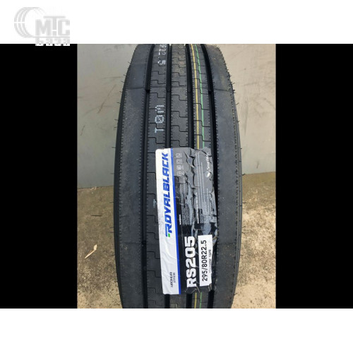 Royal Black RS205 (рулевая) 315/80 R22,5 156/150K 20PR