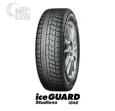 Легковые шины Yokohama Ice Guard iG60 215/45 R18 89Q