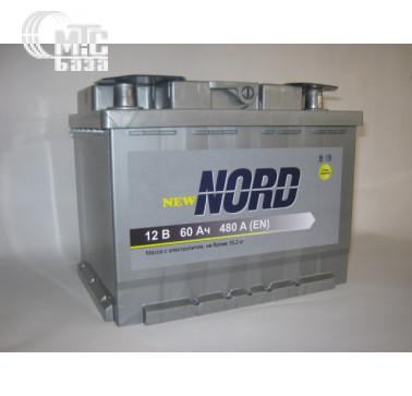 Аккумуляторы Акумулятор Nord 6СТ-45Ah Аз 360A Nord (1) 207x175x175